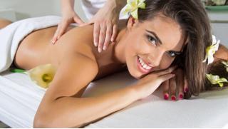 Массаж Москва! До 7 сеансов массажа с обертыванием или без в салоне красоты «Сад красоты»! Скидка до 88%!