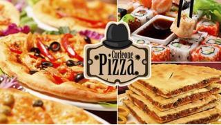 Купон суши, пироги, пицца! Пицца, суши, лапша, осетинские пироги и многое другое от службы Corleone food! Скидка 50%!