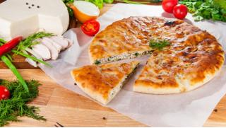Изоляция не помеха отведать пирогов! Горячие осетинские пироги и итальянская пицца с доставкой от службы «Городская пекарня»!