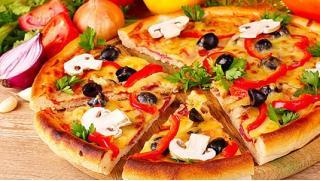 Доставка еды в Москве! Горячие осетинские пироги и итальянская пицца с доставкой от пекарни «Табу»! Скидка 70%!