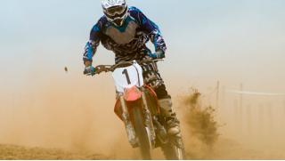 Выбери своего мощного коня! Катание на кроссовом мотоцикле или питбайке от клуба «Арт-адреналин»! Скидка до 78%!
