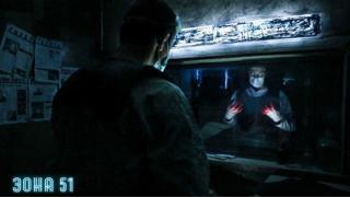 Жесть как она есть! Участие в хоррор-квестах «Зона 51: лаборатория», «Бегущий в лабиринте: лаборатория порока»!