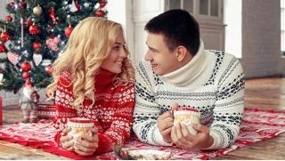 Новый год 2021, оливье и клевые фоточки! Новогодняя, романтическая или семейная фотосессия в сети Fashionpalase!