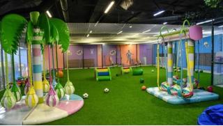 Купон для детей! Целый день развлечений в будни и выходные в детском развлекательном центре JungleLand! Скидка 53%!