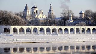 Экскурсия в Великий Новгород! Однодневный автобусный тур «Новгородские земли» со скидкой 61%!